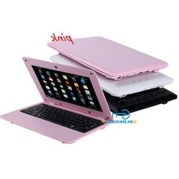 10 Inch Pink Mini Laptop Netbook Android Computer PC with WI