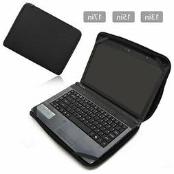 """13"""" 15"""" 17"""" Laptop Sleeve Bag Cover Case For Macbook HP/DELL"""