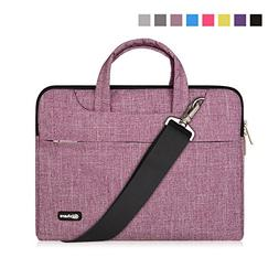 "Qishare 10 11"" 11.6"" Purple Lines Multi-functional Business"
