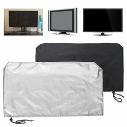 19-24 inch Computer Flat Screen Monitor Dust Cover LED PC TV