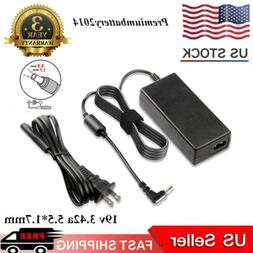 65W AC Adapter Cord Battery Charger For Gateway NE Series La