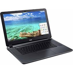 """2018 Newest Acer CB3-532 15.6"""" HD Chromebook with 3x Faster"""