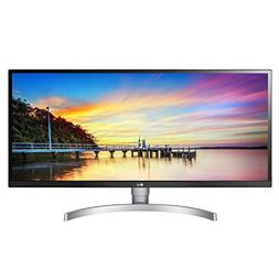 "LG 34WK650-W 34"" UltraWide 21:9 IPS Monitor with HDR10 and F"