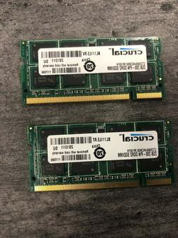 4GB  PC2-5300s DDR2-667MHz/PC2-6400 Laptop Memory SODIMM Int