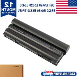 6/9 Cell Battery for Dell Latitude NHXVW E5420 E5430 E5520 E
