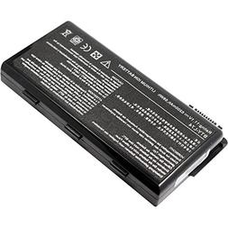 AC Doctor INC New 6 Cell 5200mAh Laptop Battery for MSI A500