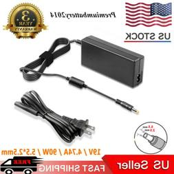 90W 19V 4.74A AC Power Adapter Charger LAPTOP For ASUS/IBM/L