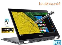 Acer Spin 5 SP513-52N Touch 2-1 Laptop 8th Gen. Intel Quad C