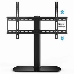 Fitueyes Universal TV Stand/ Base Tabletop TV Stand with Wal