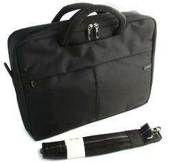 Genuine DELL Black Nylon Laptop Notebook Carry-Case Tote Bag