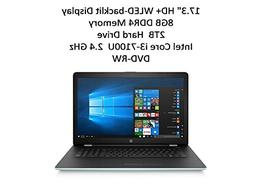 "HP 17.3"" HD+ Notebook , Intel Core i3-7100U Processor 2.4 GH"