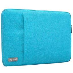 Lacdo B1A08C2 Waterproof Neoprene 11-11.6 Inch Laptop Sleeve