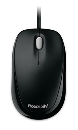 Microsoft Compact Optical Mouse 500 for Business - Black