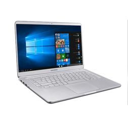 """Samsung NP900X3T-K02US Notebook 9 13.3"""" Traditional Laptop"""