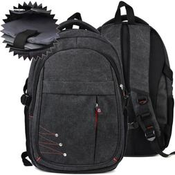 All Around Grey Tech Backpack with Isolated 13 13.3in Laptop