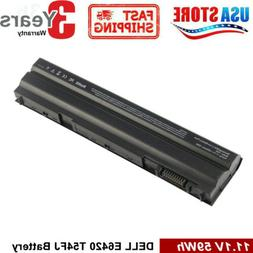 Battery for Dell Latitude NHXVW E5420 E5430 E5520 E5530 E642