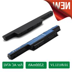 Battery for Gateway 4741 Acer AS10D71 AS10D31 AS10D51 Laptop
