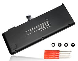 BULL Replacement 10.95V 77.5Wh New Laptop Battery for Apple
