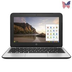 HP Chromebook 11 G3 11.6 inch Intel Celeron N2840 4GB 16GB S