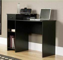 Computer Desk Home Office Laptop Table Small Spaces with Dra