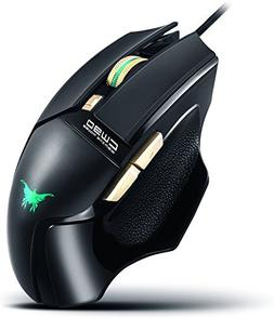 CW90 FPS USB Optical Gaming Mouse Wired PC Computer Laptop M