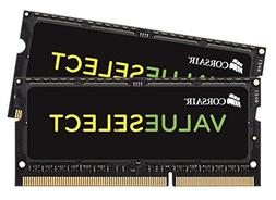 CORSAIR ValueSelect 16GB  204-Pin DDR3 SO-DIMM DDR3 1333  La