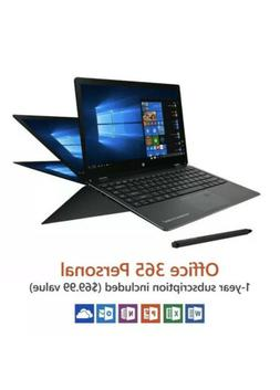 "Direkt-Tek 13.3"" Convertible Touchscreen Laptop"