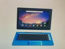 """RCA Galileo Pro 11.5"""" 32GB 2-in-1 Tablet + Keyboard Case And"""