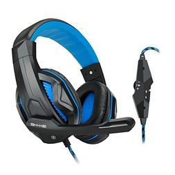ENHANCE  GX-H2 Computer Gaming Headset with Noise Isolating
