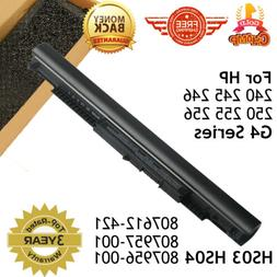 For HP 807957-001 Laptop Battery 807956-001 807957-001 HS03