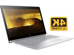 HP Envy 17t 17.3 inch UHD 4K Laptop PC, 8th Gen Intel i7 Qua