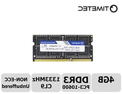 Timetec Hynix IC 4GB DDR3 1333MHz PC3-10600 Non ECC Unbuffer