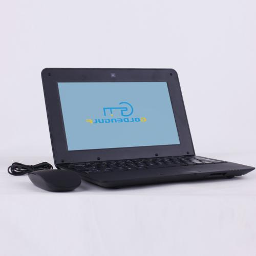 Goldengulf 10 Inch Black Computer Laptop PC Android 4.1 Dual