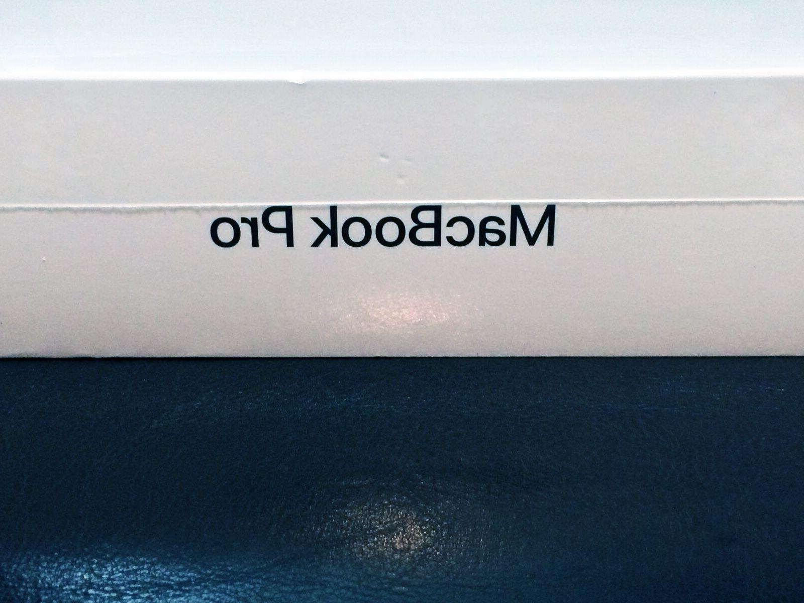 """NEW 2017 MacBook 15"""" - 2.8GHz - MPTR2LL/A SEALED!!"""