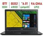 2018 Acer Aspire High Performance 15.6-inch HD Laptop, AMD A
