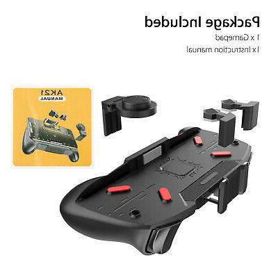 Mobile Gaming Gamepad with for iOS