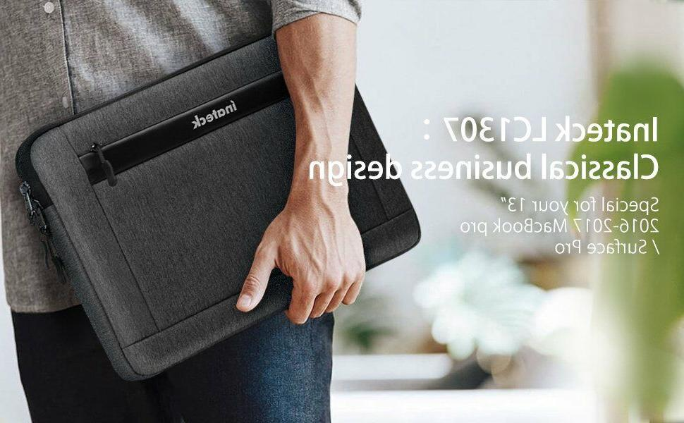 Inateck Inch Laptop Sleeve Splash-proof For