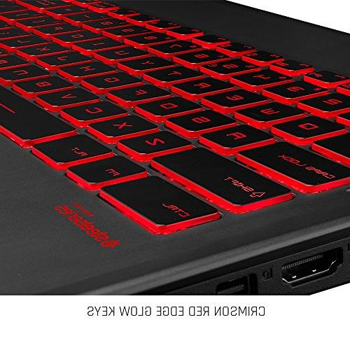 MSI GV62 8RD-200 Full Laptop 1050Ti RAM, 16GB + Win 10 Steelseries