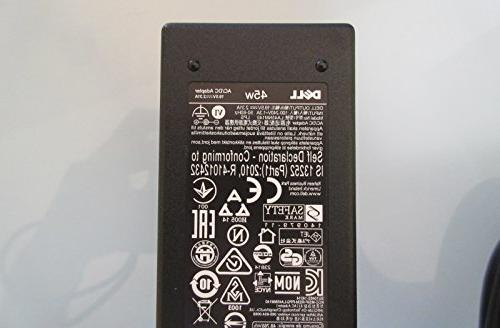 45W 19.5V Adapter Charger Inspiron 5455 5558 Series