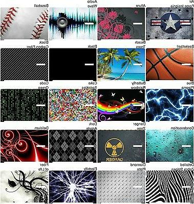 "Choose Any 1 Vinyl Decal/Skin for Samsung S 900X 13"" Laptop"