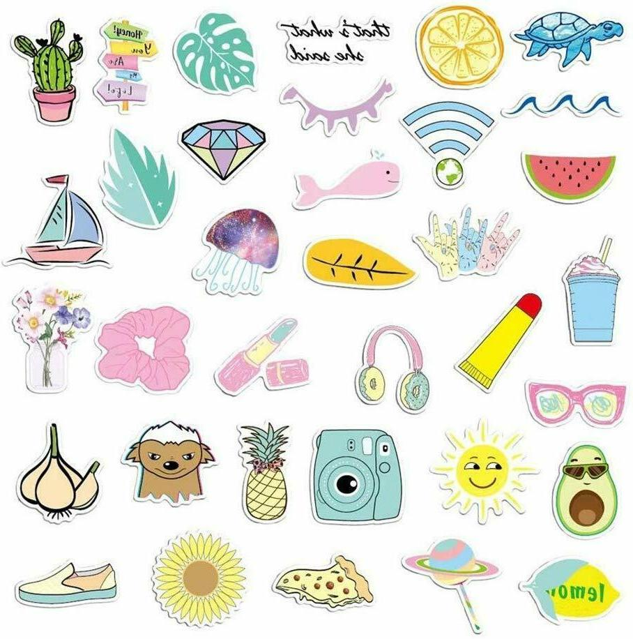 Cute VSCO Stickers Pack for teens