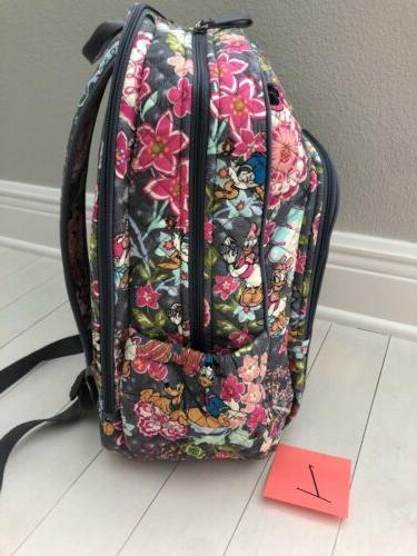 DISNEY BRADLEY CAMPUS BACKPACK in MICKEY AND