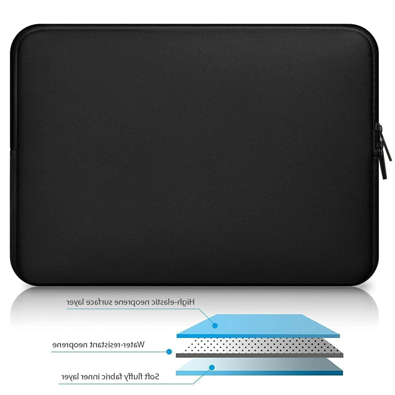 Notebook Computer Bag Laptop Case Dust Proof Sleeve for 15 1