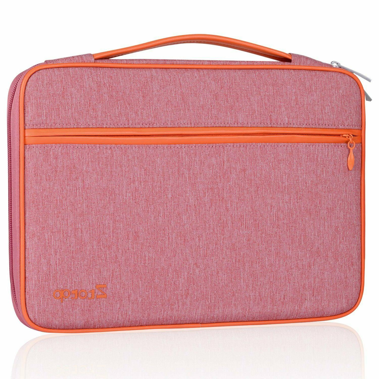 "Laptop Sleeve Case Protective Waterproof Bag for 15-15.6"" La"