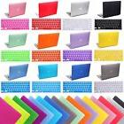 MacBook Pro 13 Inch Hard Case+Keyboard Cover for Apple Model