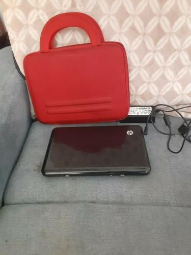 HP mini notebook 1000 Black model New Only Once