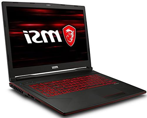 MSI GL73 Notebook