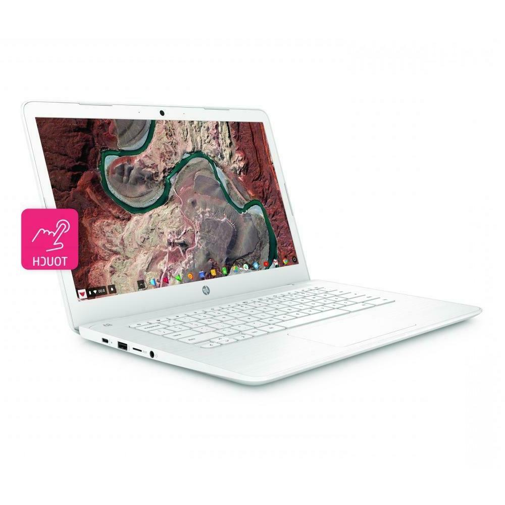 "NEW HP 14"" Full HD 4GB Webcam Chromebook"