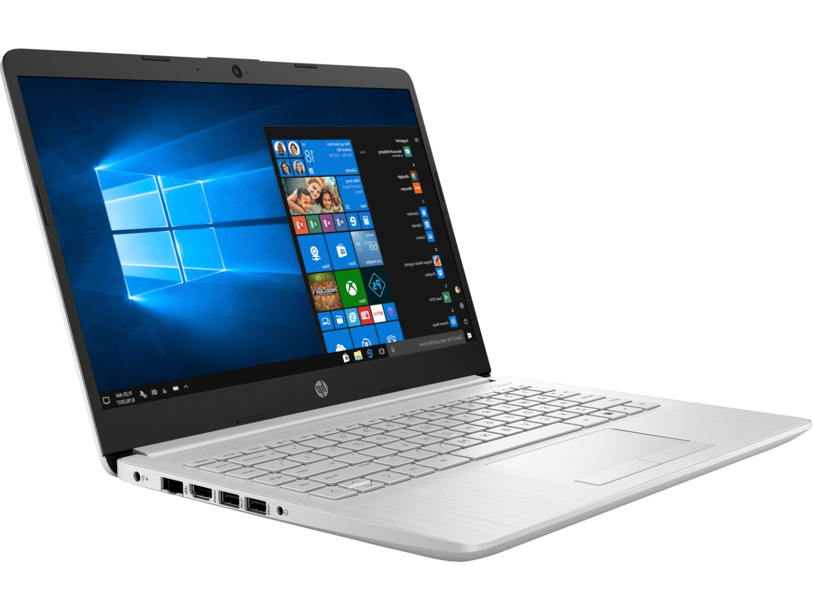 NEW HP laptop AMD Ryzen 3 3.5GHz 1 4GB RAM Windows