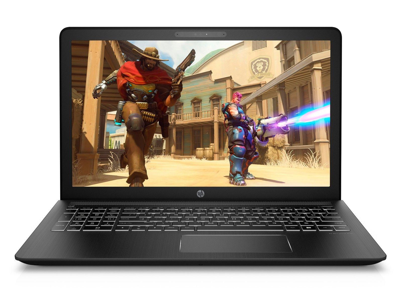 "NEW HP 15.6"" FHD Intel i5-7300HQ 3.5GHz AMD Radeon 12GB 1TB"
